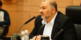 انتخاب منصور عباس نائبا لرئيس الكينيست