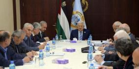 """""""تنفيذية المنظمة"""" تبحث اليوم سبل مواجهة خطة الضم الإسرائيلية"""