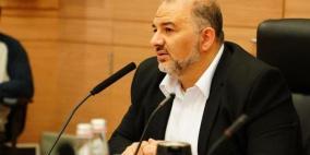 انتخاب منصور عباس نائبا لرئيس الكنيست