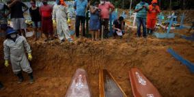 أكثر من ألف وفاة بكورونا وعدد قياسي من الإصابات في البرازيل