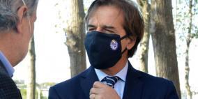 رئيس الأوروغواي في الحجر الصحي