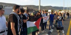 تظاهرات غاضبة في الداخل ضد جرائم الشرطة الإسرائيلية