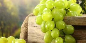 فوائد العنب الأخضر