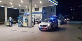 اتهام شاب بالسطو المسلح على محطة وقود في مجد الكروم
