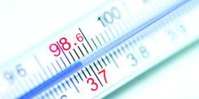 ارتفاع درجة حرارة الجسم بدون سبب