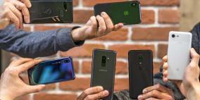 مبيعات الهواتف الذكية تشهد أسوأ انخفاض لها
