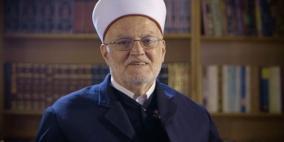 تمديد إبعاد الشيخ عكرمة صبري عن الأقصى لمدة 4 أشهر