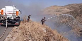 الدفاع المدني يتعامل مع 120 حادث إطفاء وإنقاذ خلال 24 ساعة