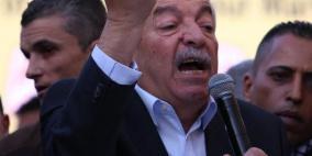 العالول: نتواصل مع حماس والجهاد لاستعادة الوحدة الوطنية