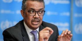 مدير منظمة الصحة يعلق على لغط المصابين بكورونا بلا أعراض