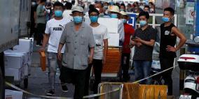 بؤرة جديدة.. أكثر من مئة إصابة بكورونا في بكين