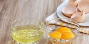 فوائد بياض البيض: تعرف عليها