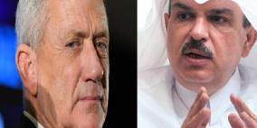 غانتس وحماس.. سياسة جديدة: هل تتغير شروط المنحة القطرية؟