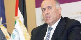 """الرجوب: مركزية """"فتح"""" تجتمع الأحد المقبل برئاسة عباس"""