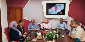 مختبرات مدلاب ومركز الهبة وجمعية الموظفين الحكوميين يوقعون إتفاقية تعاون