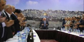 تنفيذية منظمة التحرير ومركزية فتح والحكومة يجتمعون في الأغوار