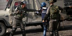 12 صحفيا أسيرا في سجون الاحتلال