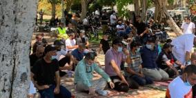 """يافا: إغلاق شارع رئيسي احتجاجا على تجريف """"الإسعاف"""""""