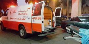 وفاة مواطن وإصابة آخر بحادث سير جنوب نابلس