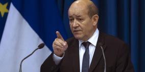 فرنسا تحذر وتهدد بالتحرك ضد الضم الإسرائيلي