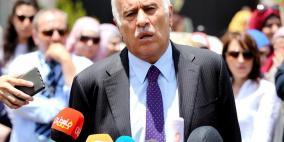 الرجوب للسفير التركي: تحضيرات الانتخابات تجري على قدم وساق