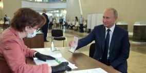 الروس يؤيدون تمديد عهد بوتين لـ 2036