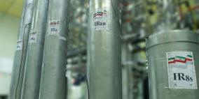 """إيران: حادث """"غامض"""" يدمر مبنى قيد الإنشاء قرب موقع نووي"""