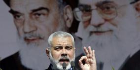 """إيران تبحث """"سبل افشال الضم الإسرائيلي"""" مع حماس والجهاد الاسلامي"""
