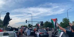 الولايات المتحدة: مظاهرات رفضا للضم