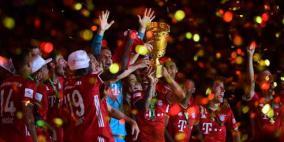 للمرة ال20..البايرن يحرز لقب كأس ألمانيا