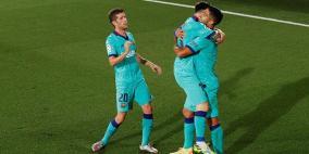 برشلونة يسحق فياريال برباعية ليتجاوز آثار الإحباطات الأخيرة