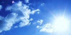 حالة الطقس: اجواء معتدلة حتى الخميس