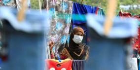 10 إصابات بفيروس كورونا في مخيم الرشيدية بلبنان