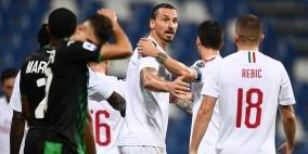 بفوز جديد..ميلان المتألق يضمن التأهل للبطولات الأوروبية