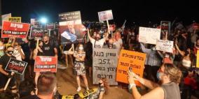 تجدد الاحتجاجات على نتنياهو وحكومته