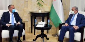 ملادينوف يحذر من انهيار السلطة الفلسطينية