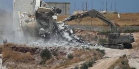 اخطارات بوقف البناء في ثلاثة منازل جنوب بيت لحم