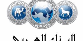 152.1 مليون دولار أرباح مجموعة البنك العربي في النصف الاول من 2020