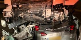 وفاة شخصين في حادثي طرق قرب الناصرة واريحا