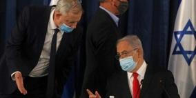 صحيفة عبرية: أزمة بالائتلاف الحكومي وانتخابات رابعة تلوح بالأفق