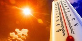 حالة الطقس: انخفاض على درجات الحرارة مع بقائها أعلى من معدلها