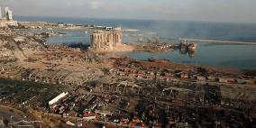 لبنان: شهيدان من أبناء شعبنا في انفجار مرفأ بيروت
