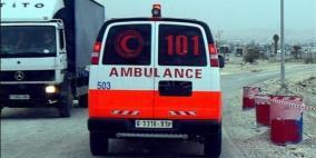 وفاة طفلة متأثرة بجروحها في حادث سير بجنين