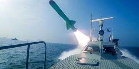 إيران تكشف عن صاروخ يصل مداه إلى أكثر من ألف كم