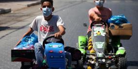 الصحة بغزة: الأيام القادمة ستكون حاسمة بشأن الحالة الوبائية