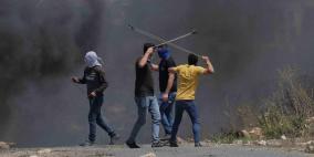 حالات اختناق خلال مواجهات مع الاحتلال في العيسوية