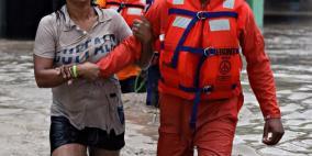 """ارتفاع حصيلة ضحايا العاصفة """"لورا"""" في هايتي"""