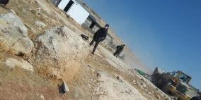 الخليل: الاحتلال يهدم منزلين بالخليل ويشرّد 16 فردا