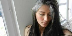 هل ظهور الشعر الأبيض مرتبط بالتوتر؟