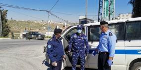 جنين: الشرطة تفض 4 حفلات زفاف وتحرر 151 مخالف